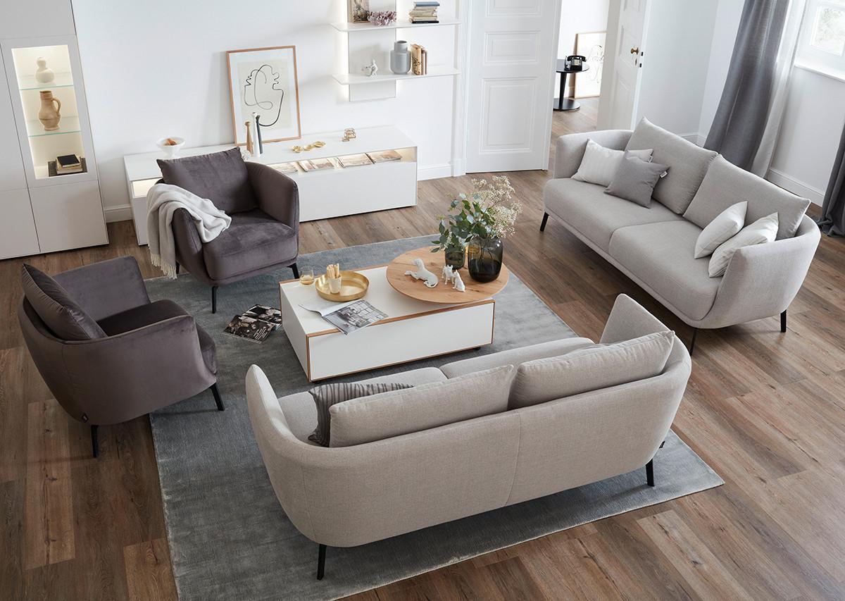 Schöner Wohnen Sofa Pearl