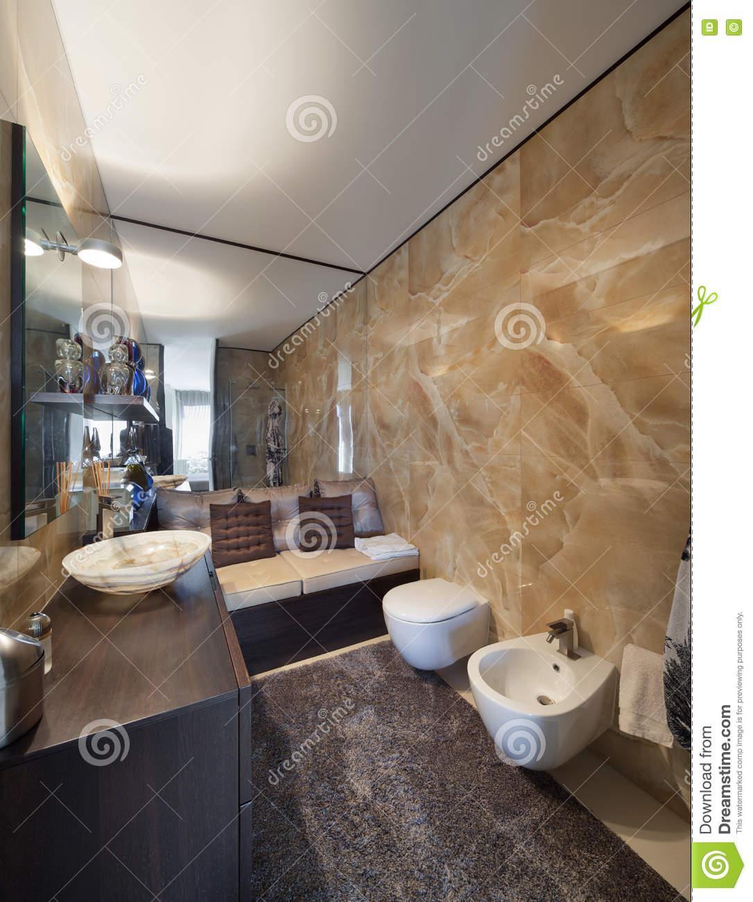 Schönes Badezimmer Modern