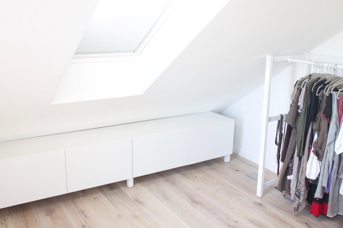 Schrank Für Dachschräge Ikea