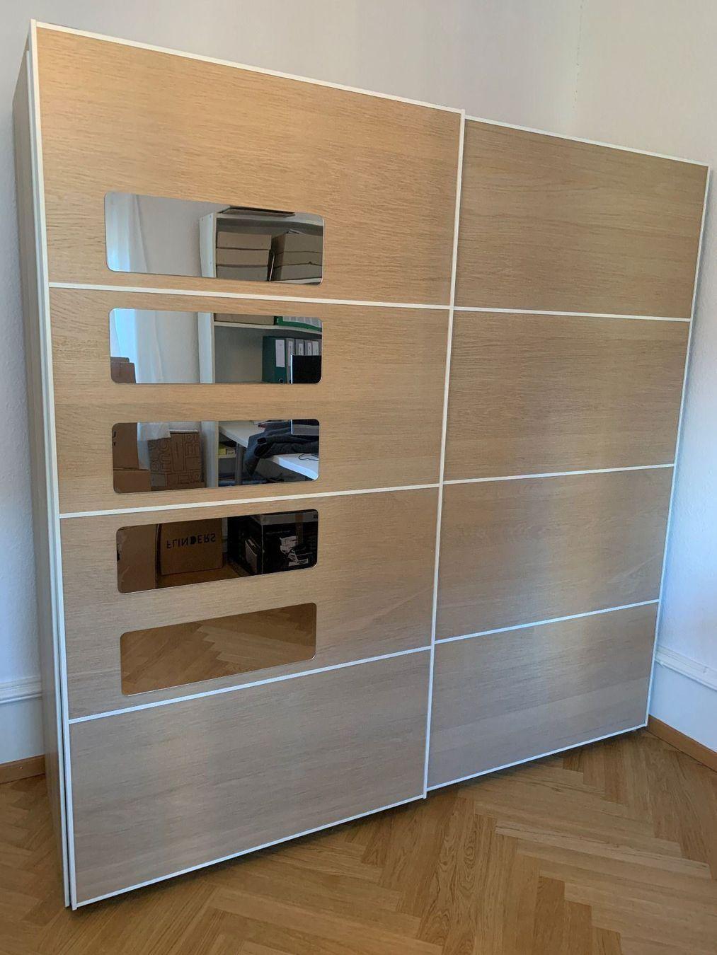 Schrank Mit Schiebetüren Ikea