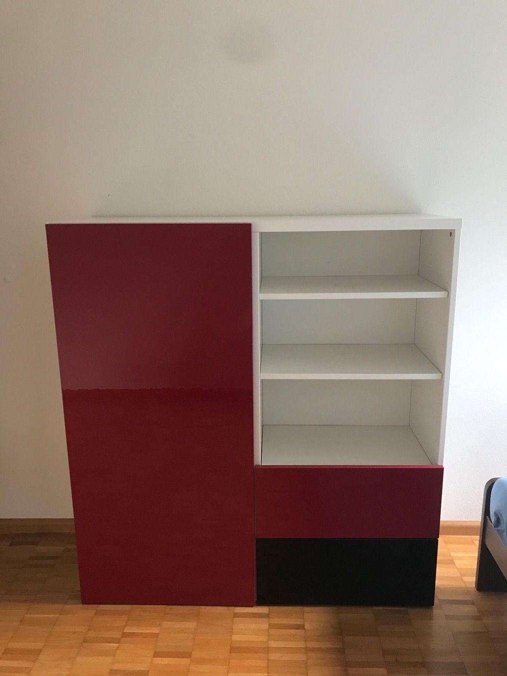 Schrank Mit Schubladen Ikea