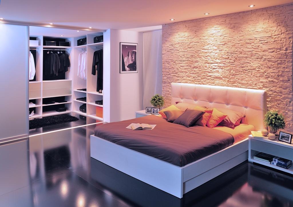 Schrank Schlafzimmer Schiebetüren