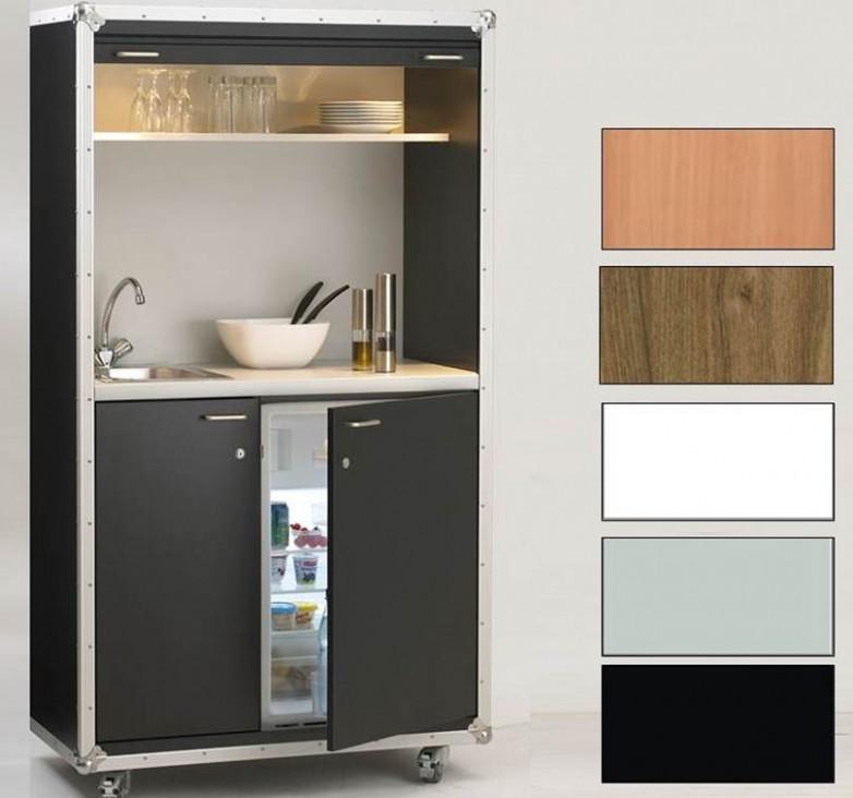 Schrankküche Mit Kühlschrank