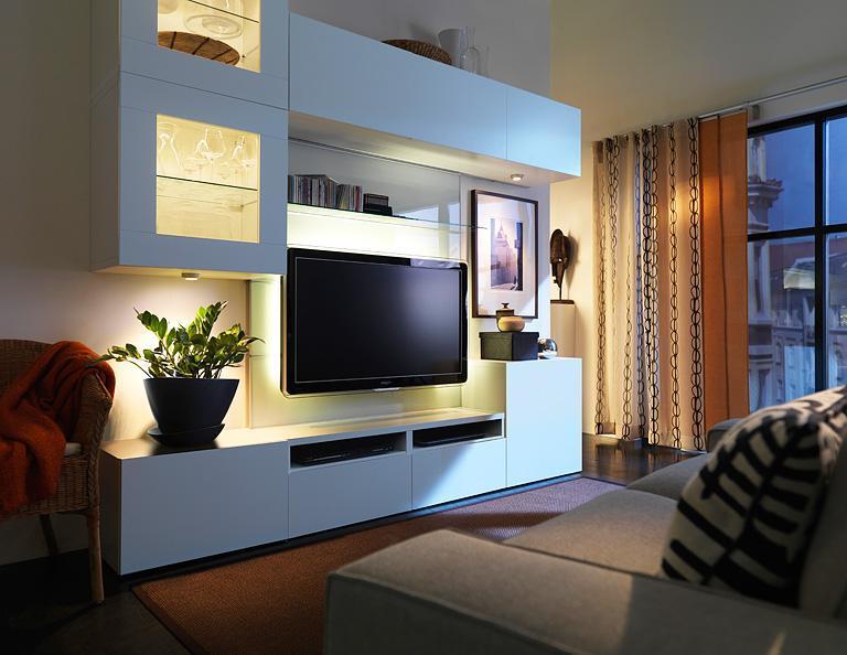 Schrankwand Ikea Besta