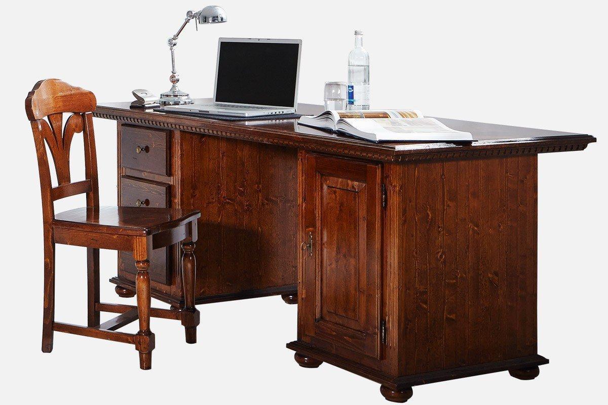Schreibtisch Antik Stil