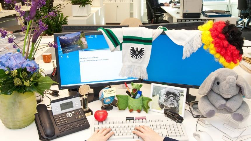 Schreibtisch Cooper Mömax
