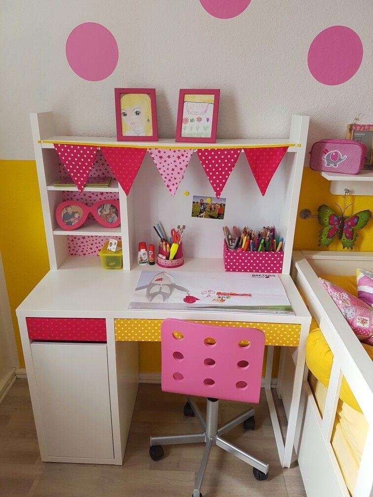 Schreibtisch Ikea Kinderzimmer
