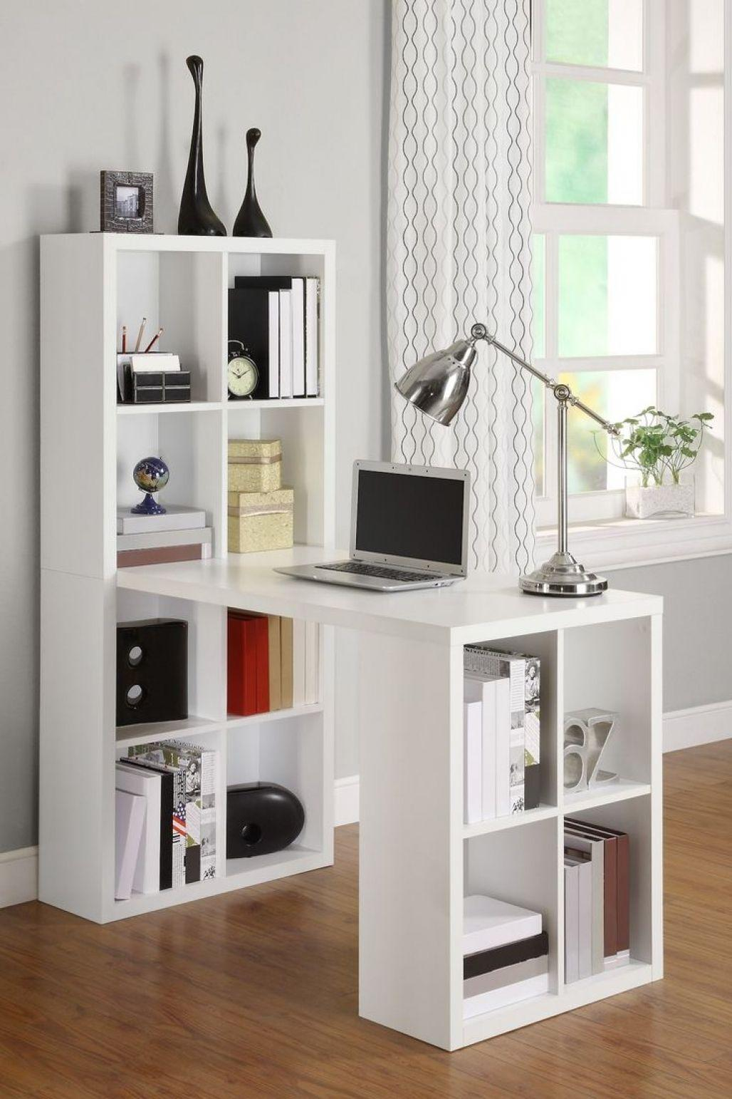 Schreibtisch Ikea Mit Regal