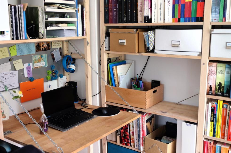 Schreibtisch Kleine Wohnung