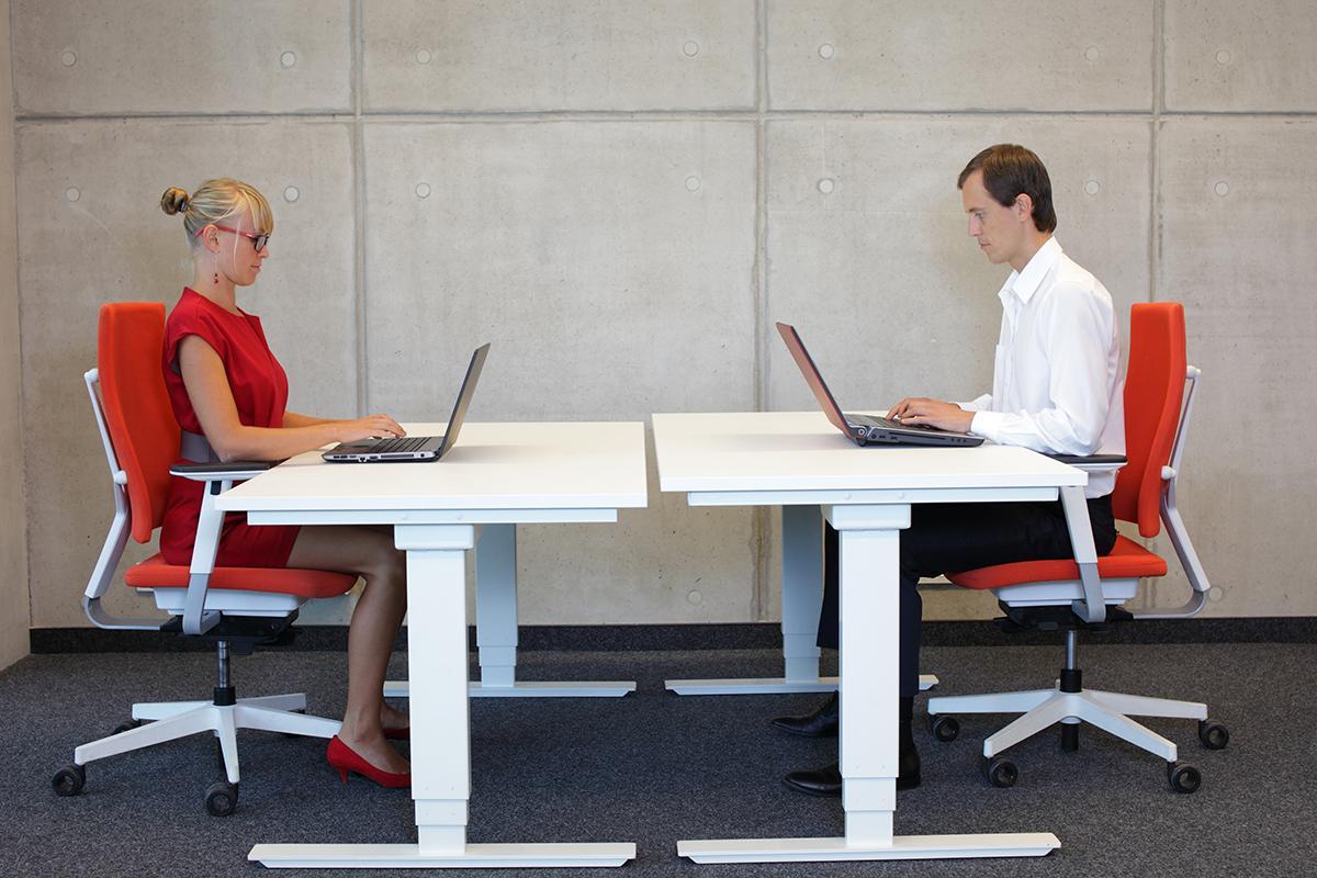 Schreibtisch L Form Selber Bauen