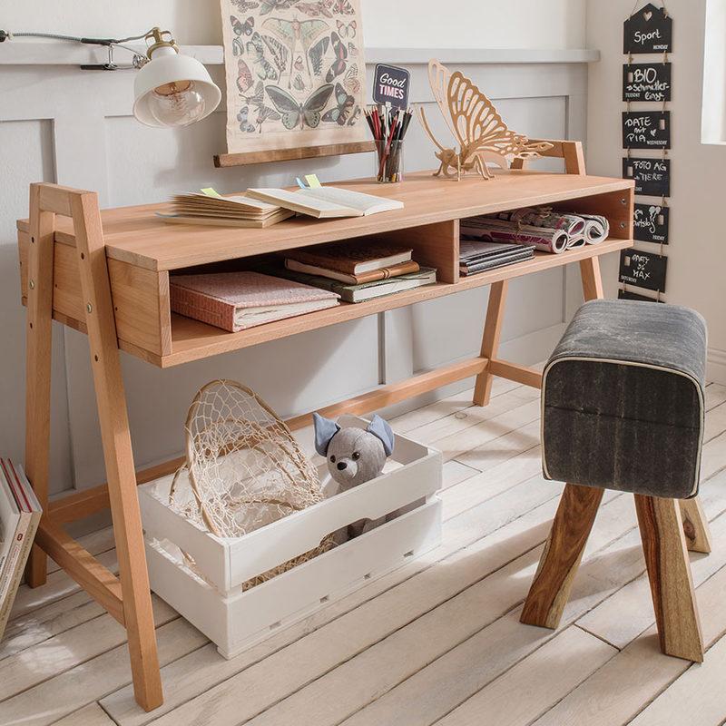 Schreibtisch Mit Schubladen Höhenverstellbar