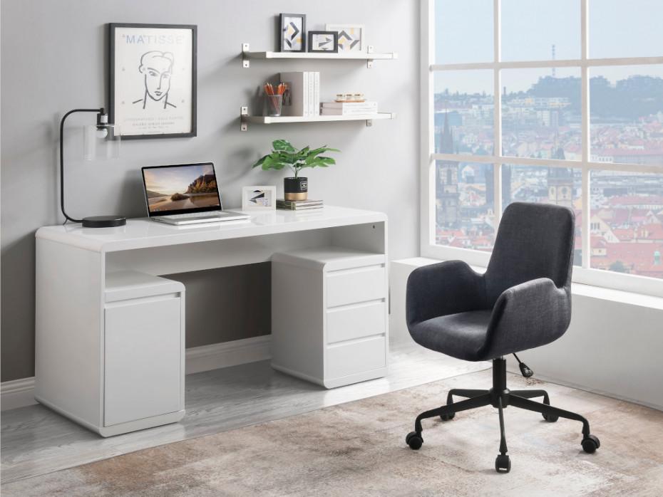 Schreibtisch Mit Stauraum Modern