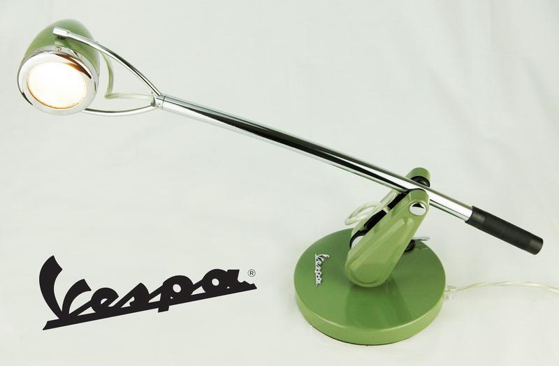 Schreibtischlampe Retro Grün