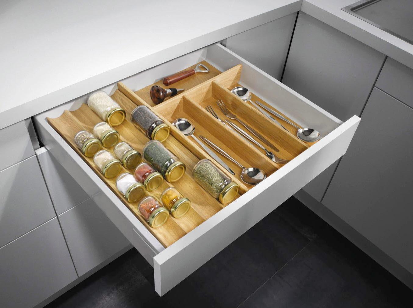 Schubladeneinsatz Küche 60 Cm
