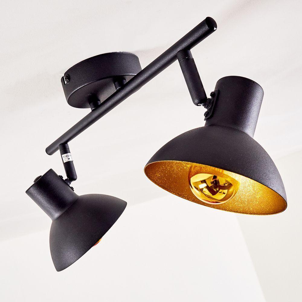 Schwarze Deckenlampe Modern