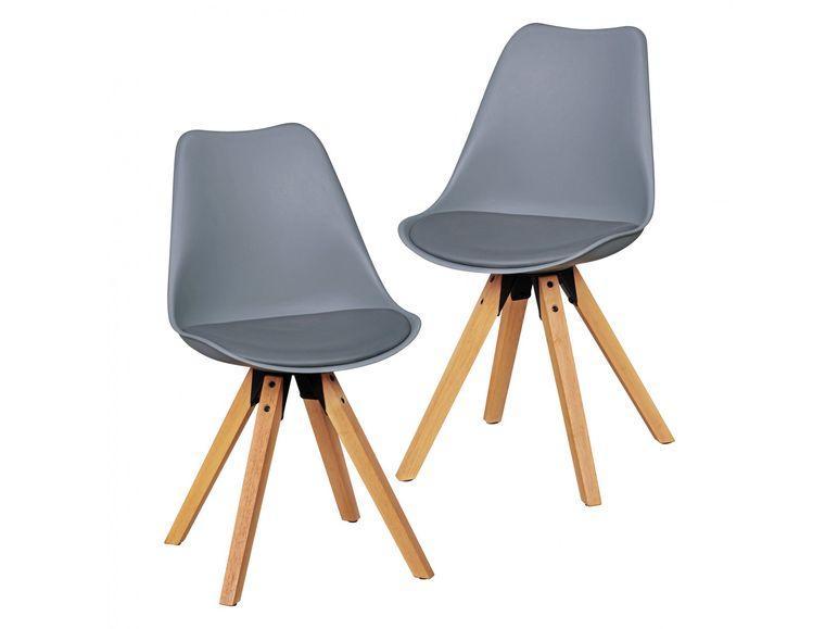 Schwarze Stühle Mit Holzbeinen