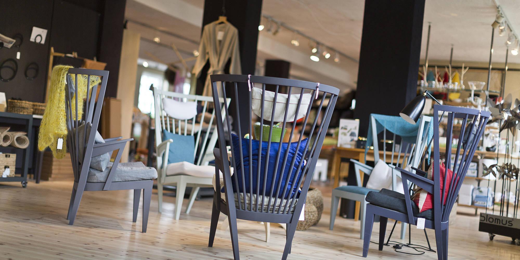 Schwedischer Stuhl Designer