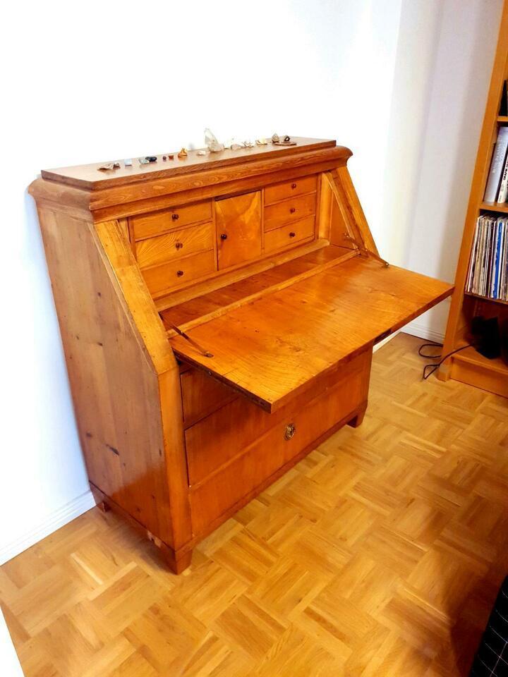 Sekretär Möbel Vintage