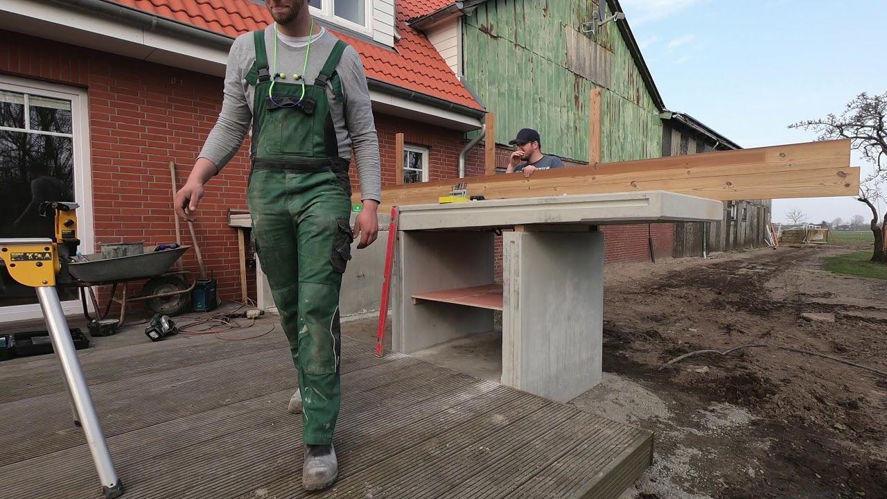 Selber Bauen Outdoor Küche Bauen