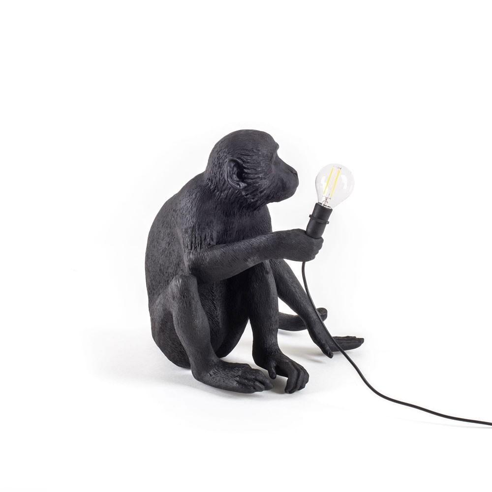 Seletti Monkey Lamp