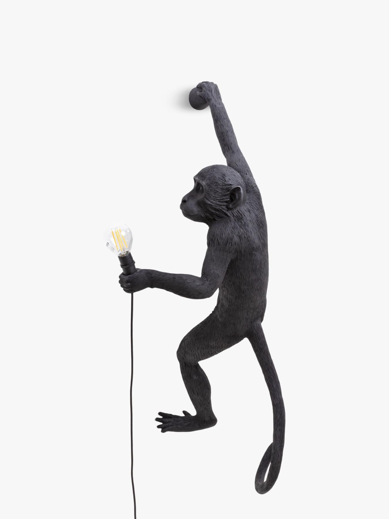 Seletti Monkey Wall Lamp