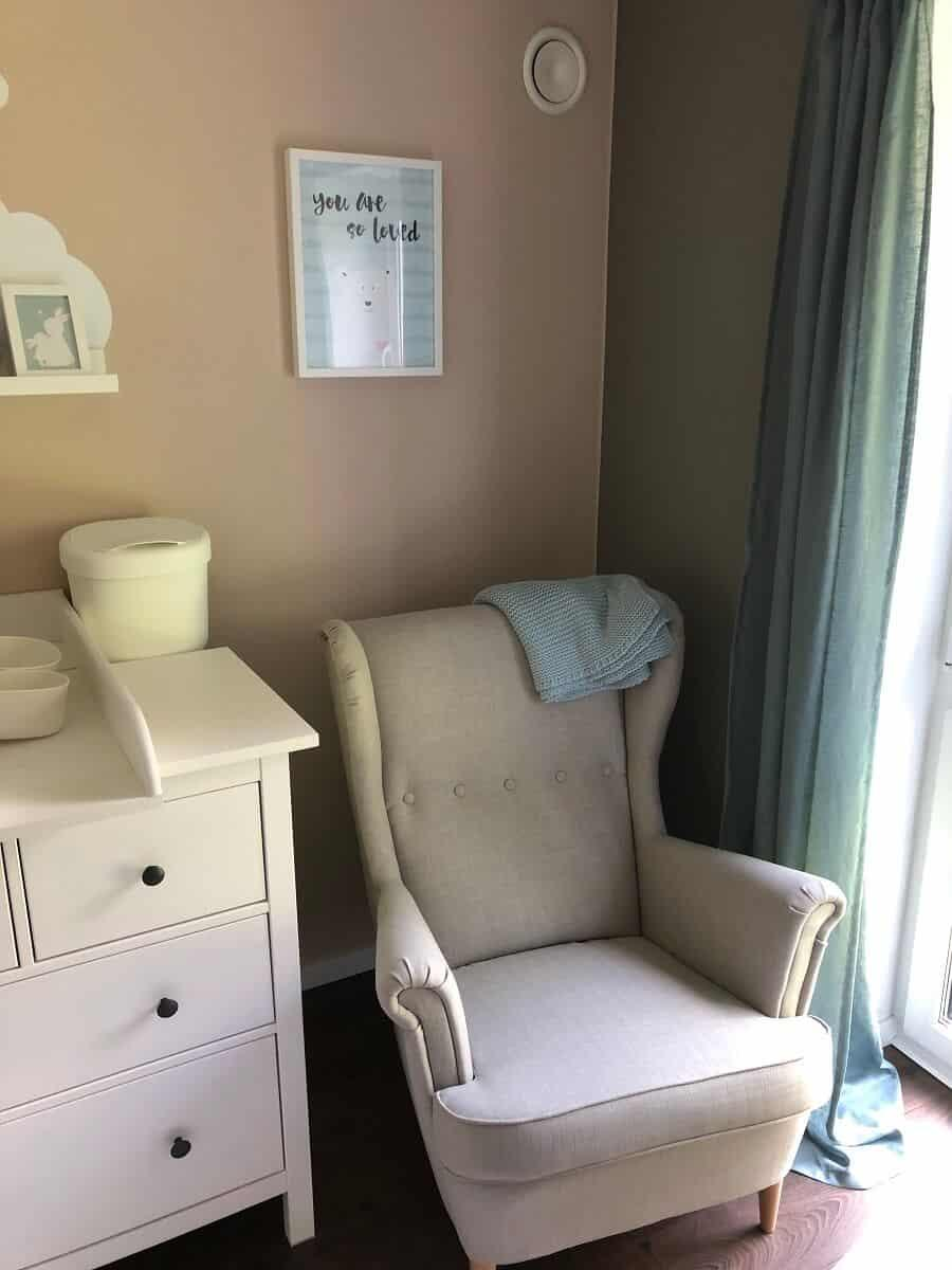 Sessel Kinderzimmer Stillen