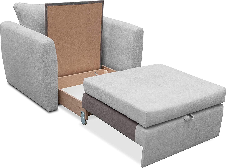 Sessel Mit Schlaffunktion Und Bettkasten