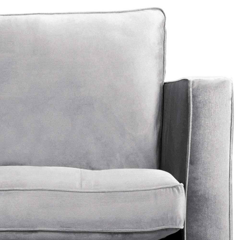 Sessel Wohnzimmer Grau