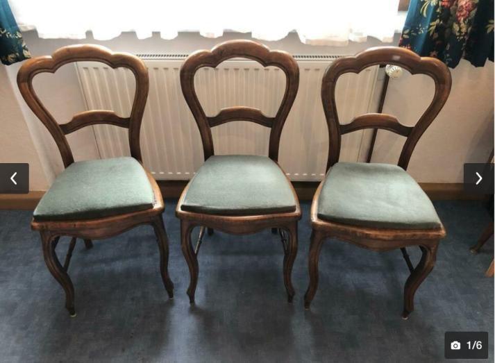 Shabby Chic Stühle Gebraucht