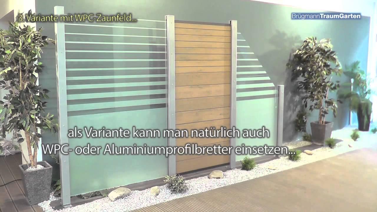 Sichtschutz Cortenstahl Hornbach