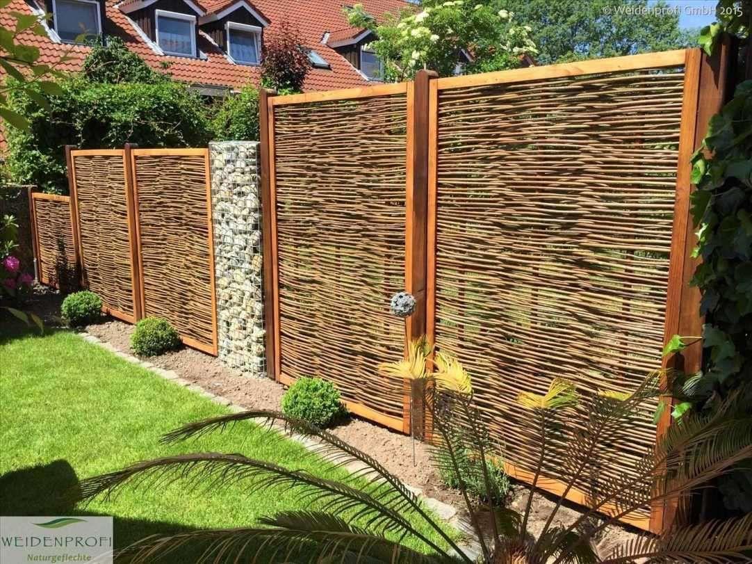 Sichtschutz Gartenzaun Obi