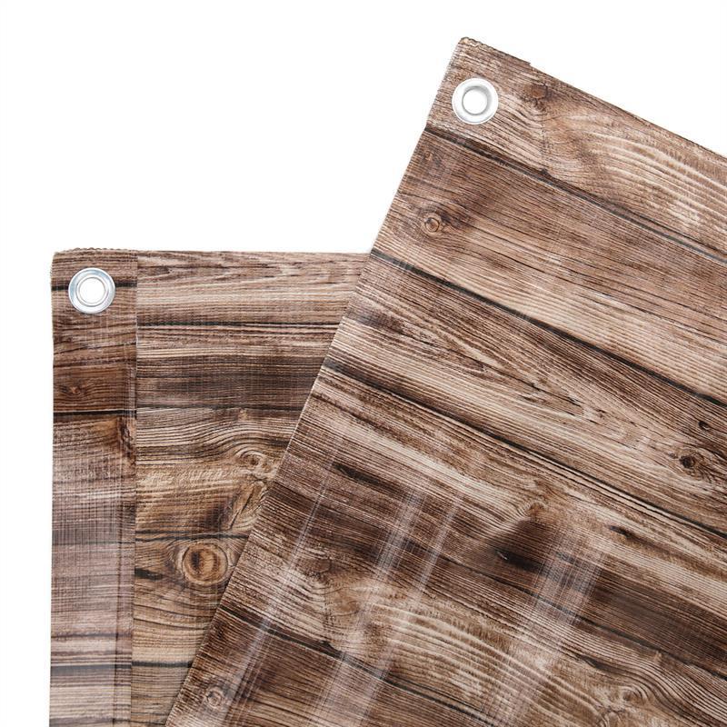 Sichtschutz Holz Balkon