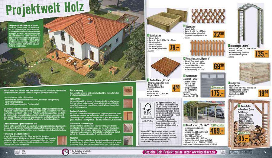 Sichtschutz Hornbach Weide