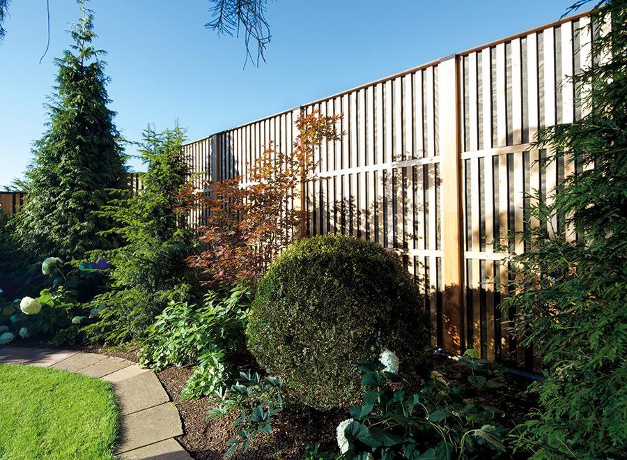 Sichtschutz Lärmschutz Garten