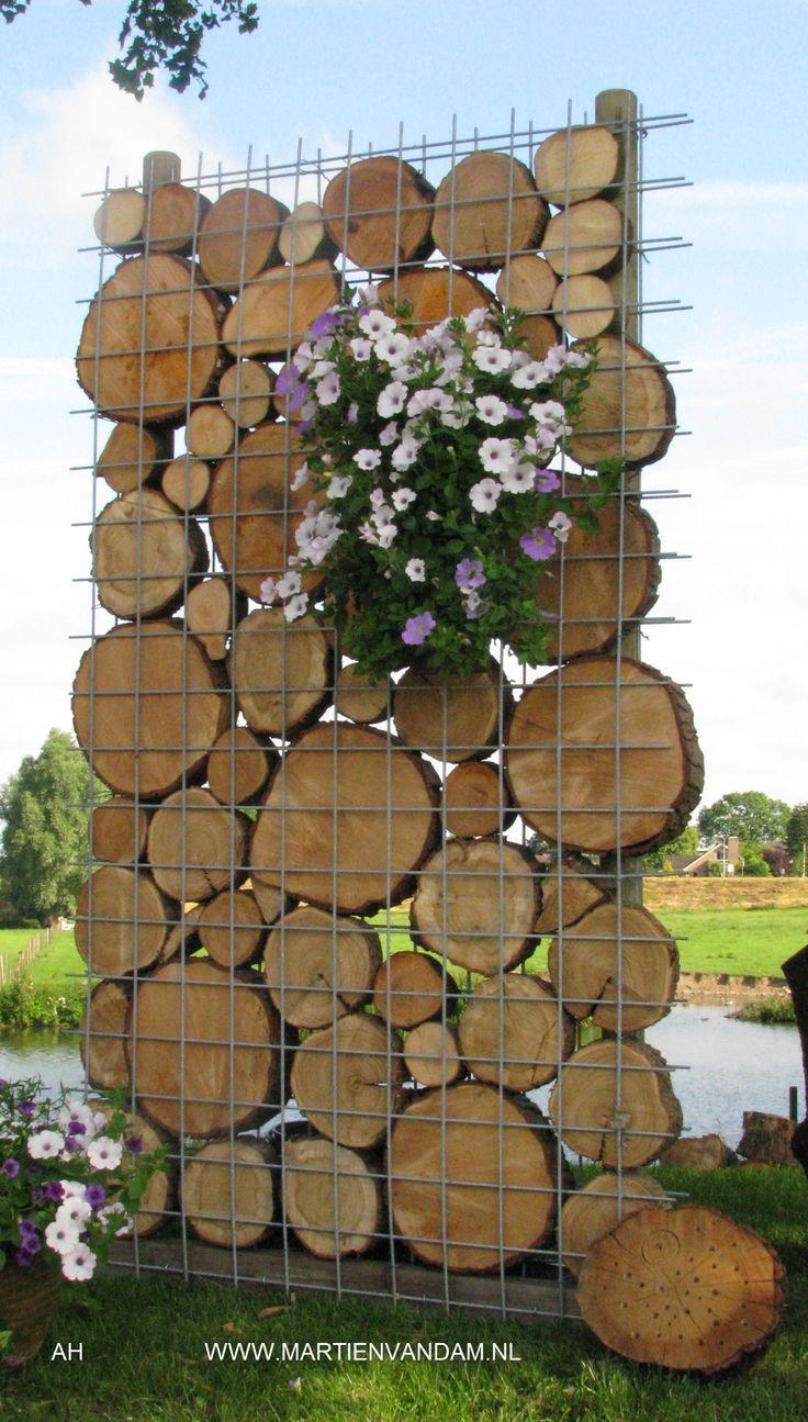 Sichtschutz Pinterest Gartengestaltung Ideen