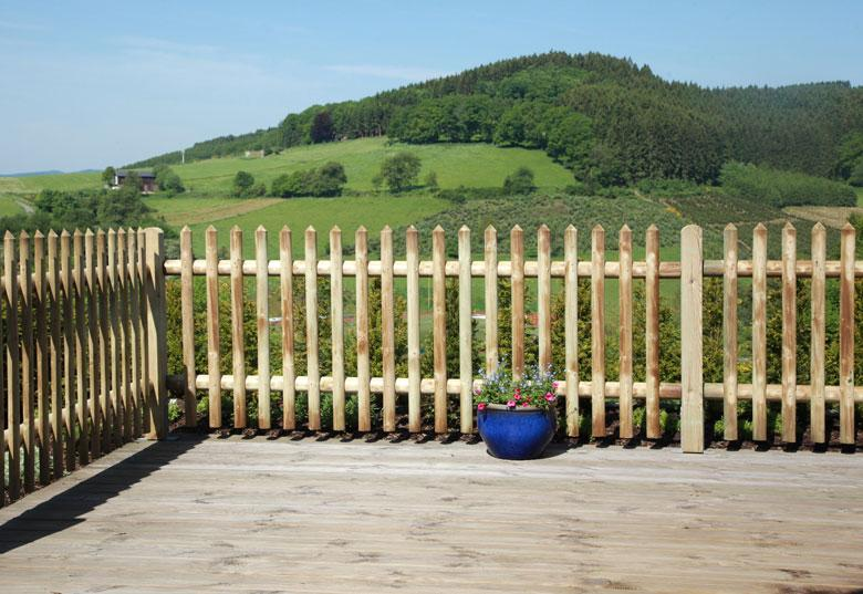 Sichtschutzwände Garten Kunststoff