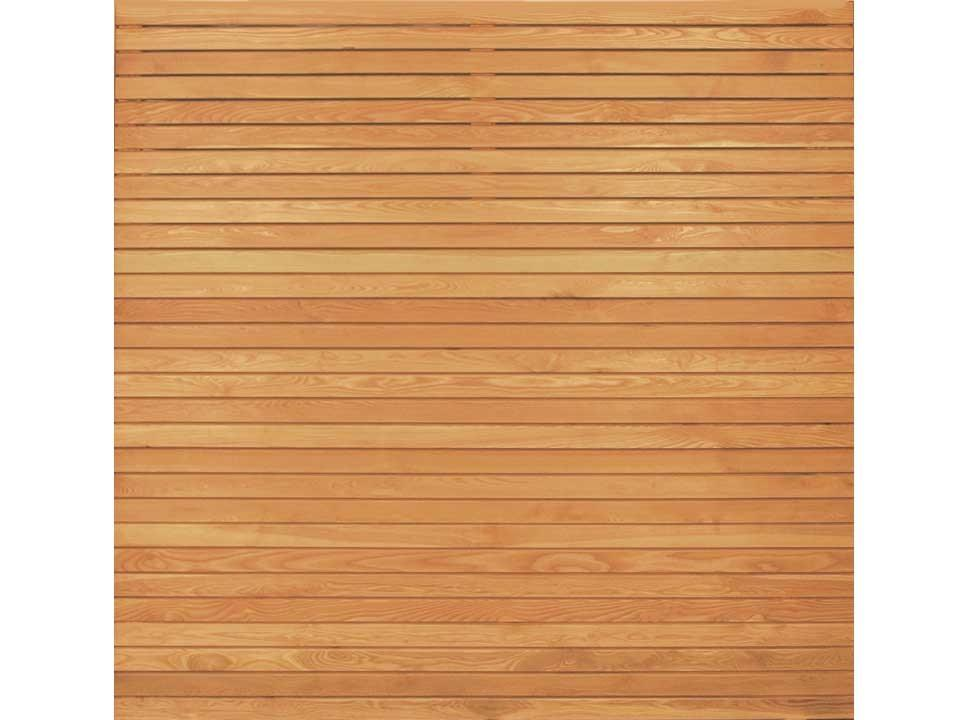 Sichtschutzzaun 180×180 Holz