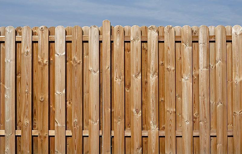 Sichtschutzzaun Gartenzaun Holz