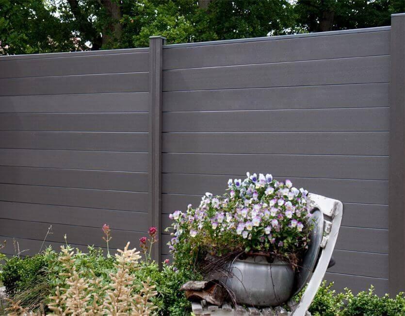 Sichtschutzzaun Holz 180×180 Günstig