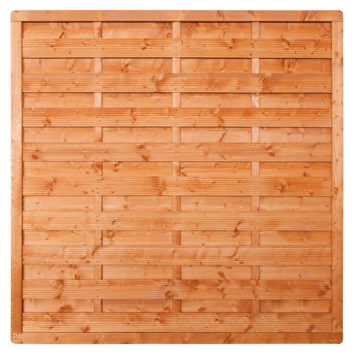 Sichtschutzzaun Holz Toom