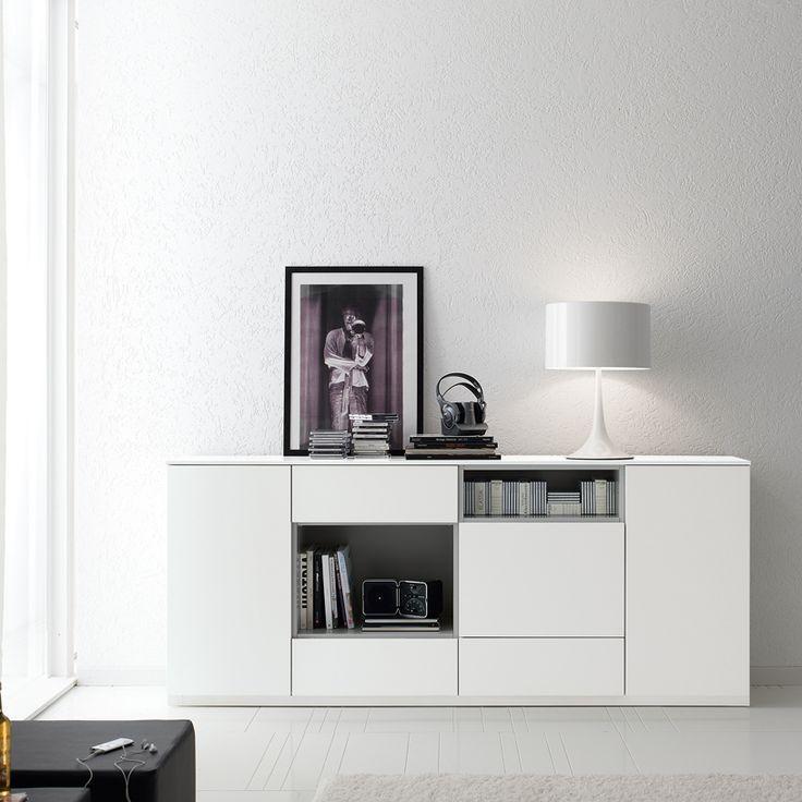 Sideboard Grau Modern
