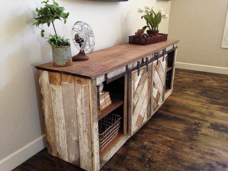 Sideboard Holz Selber Bauen