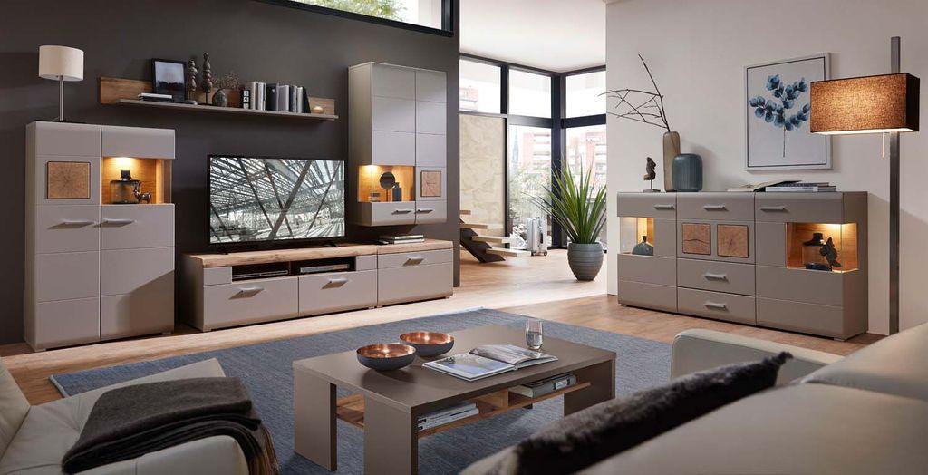 Sideboard Küche Grau