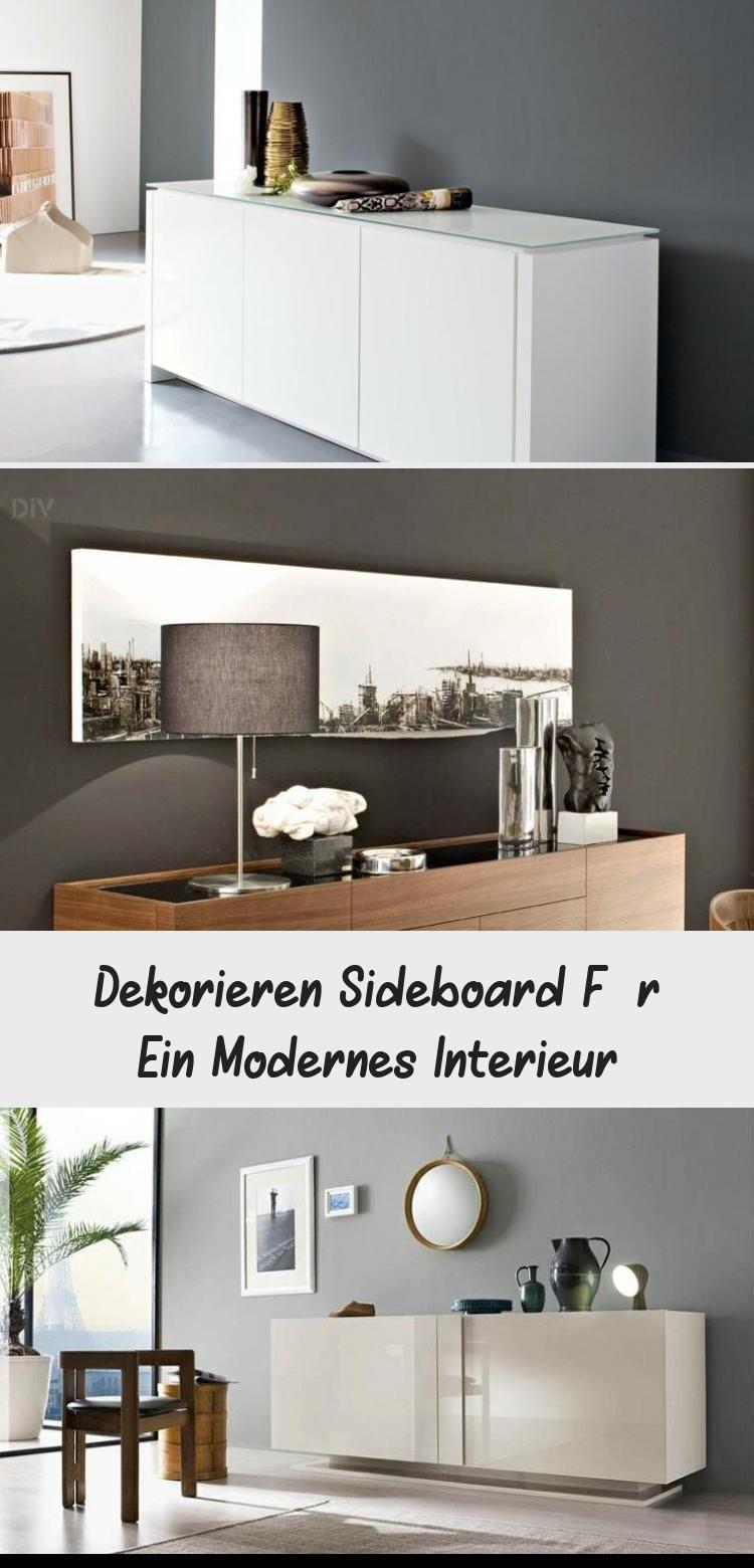 Sideboard Schlafzimmer Dekorieren