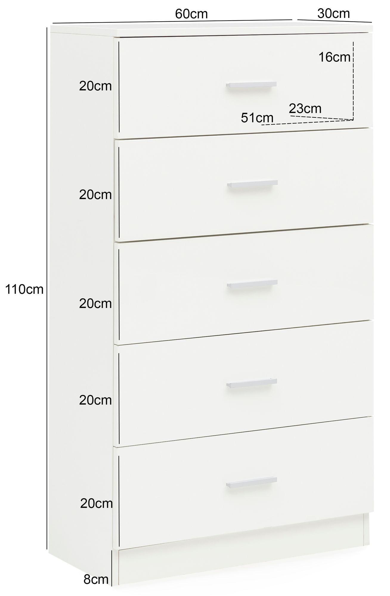 Sideboard Schmal 20 Cm