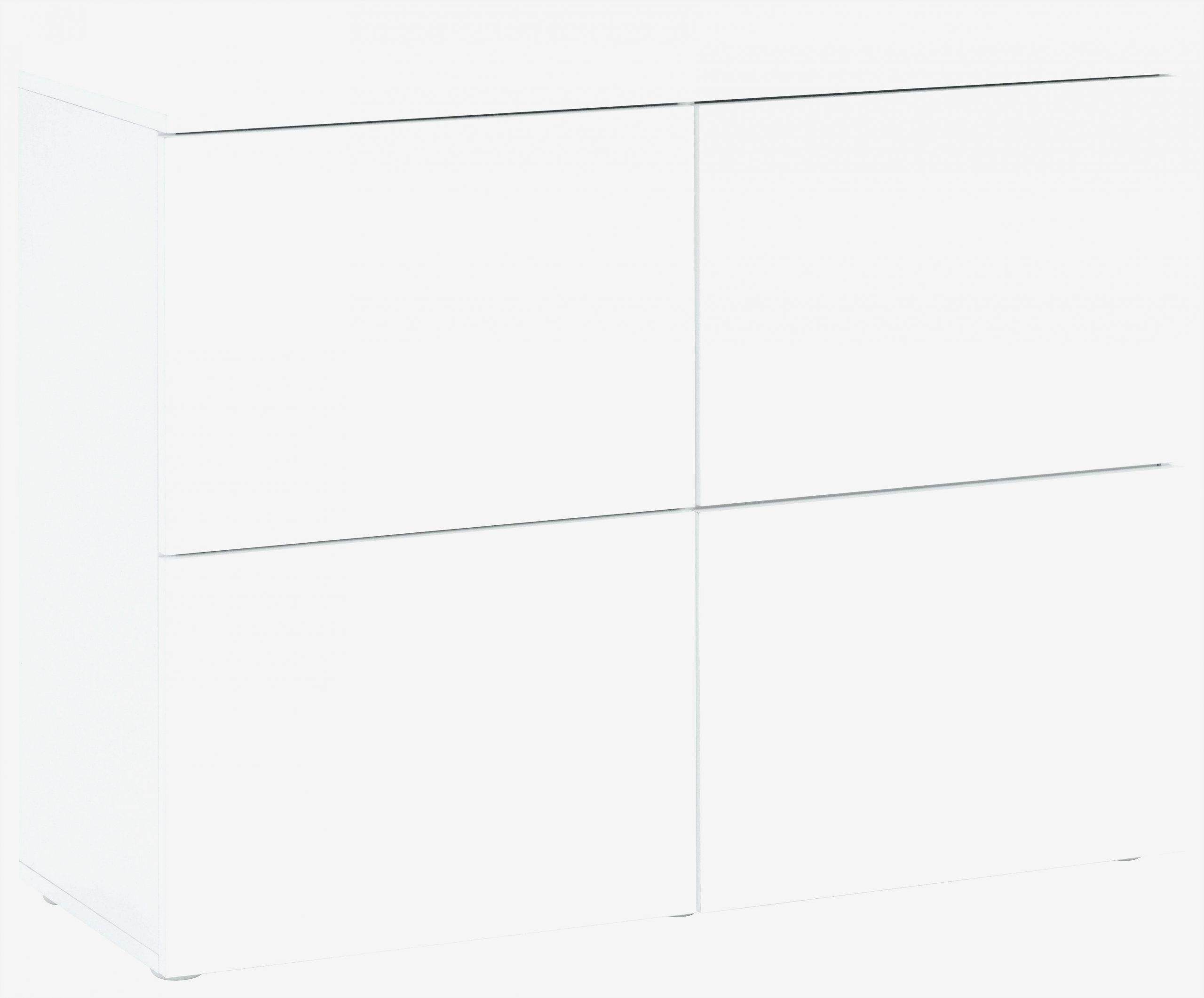 Sideboard Weiß Matt Ikea