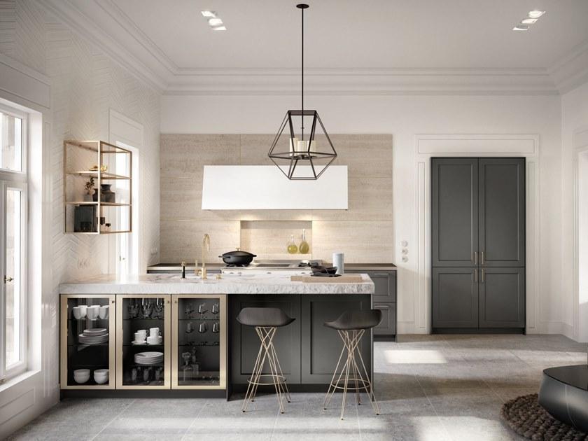 Siematic Küche Grau