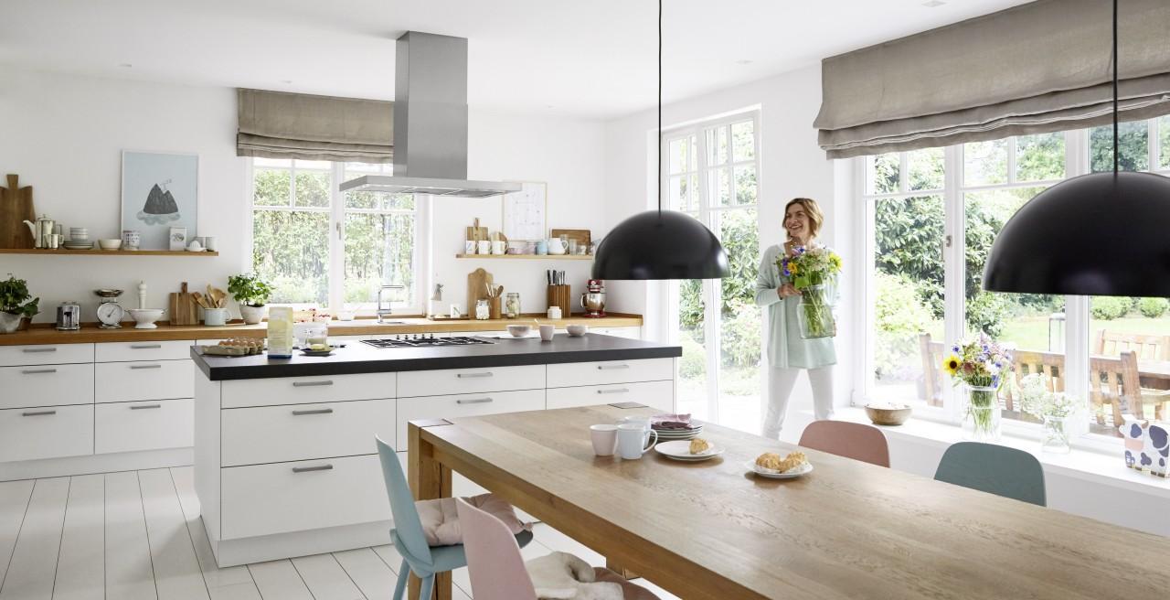 Sitzbank Küche Landhausstil