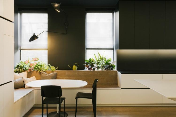 Sitzbank Küche Mit Lehne Holz
