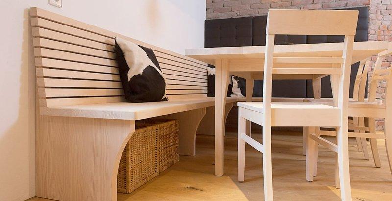 Sitzbank Küche Selber Bauen